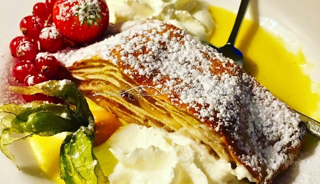 Apple Strudel — A Classic German and Austrian Recipe