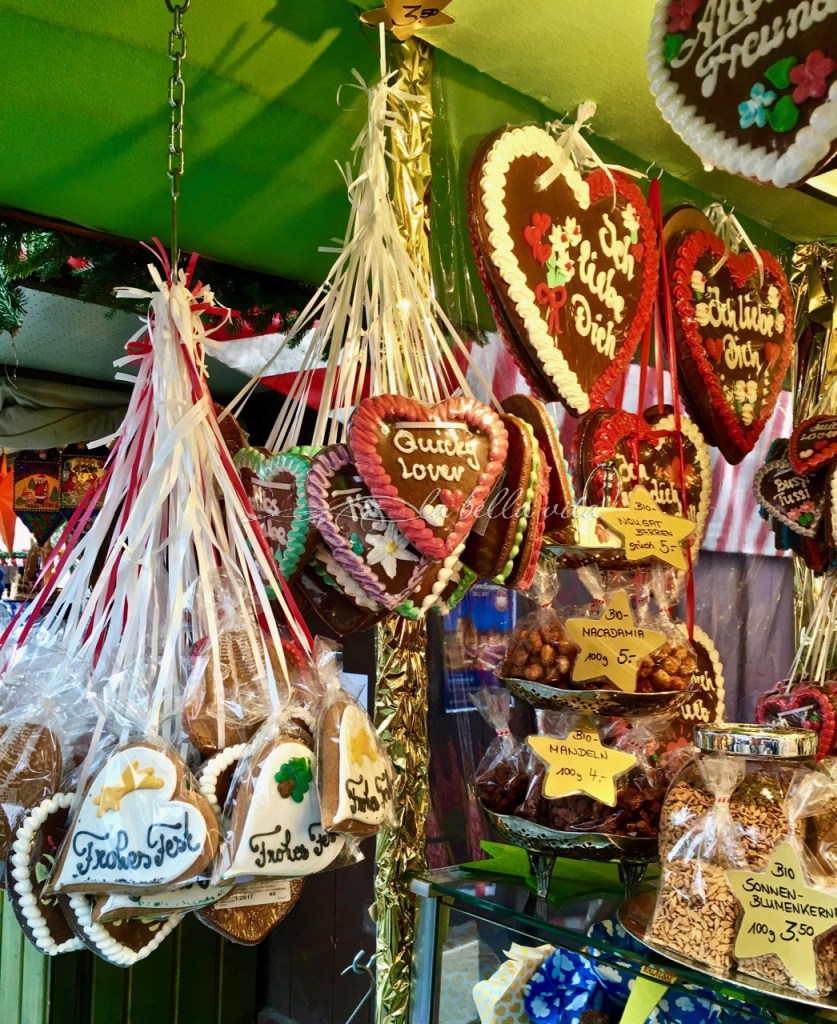 Lebkuchen The German Christmas Cookie and Christmas Markets