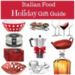 Italian Food Lover's Holiday Gift Guide