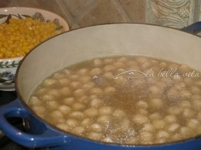 Tortellini in Brodo:  The Classic & Authentic Recipe from my family in Modena, Italy