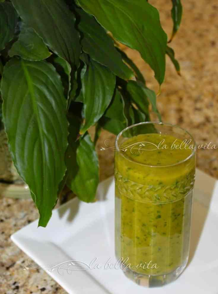 Green De-Tox Weight-Loss Smoothie