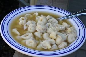 Pasta for Tortellini