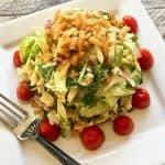 Ruth's Chris Steakhouse Chopped Salad — Copycat Recipe is SO DELICIOUS!!