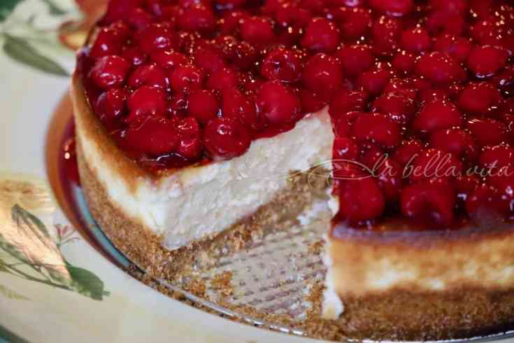 The Best, Ultimate Cheesecak