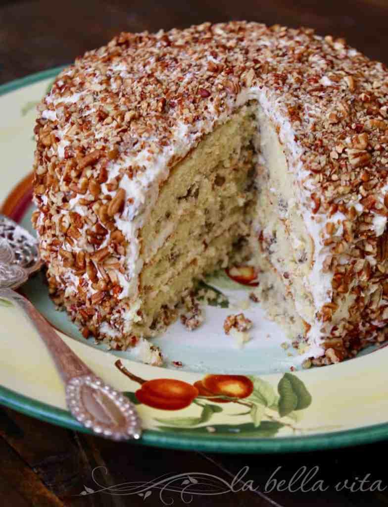 Secrets to BEST Italian Cream Cake