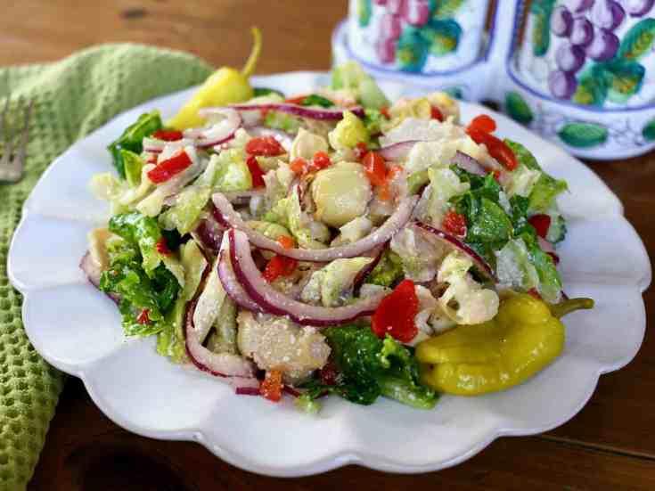 The Original St. Louis Pasta House Salad