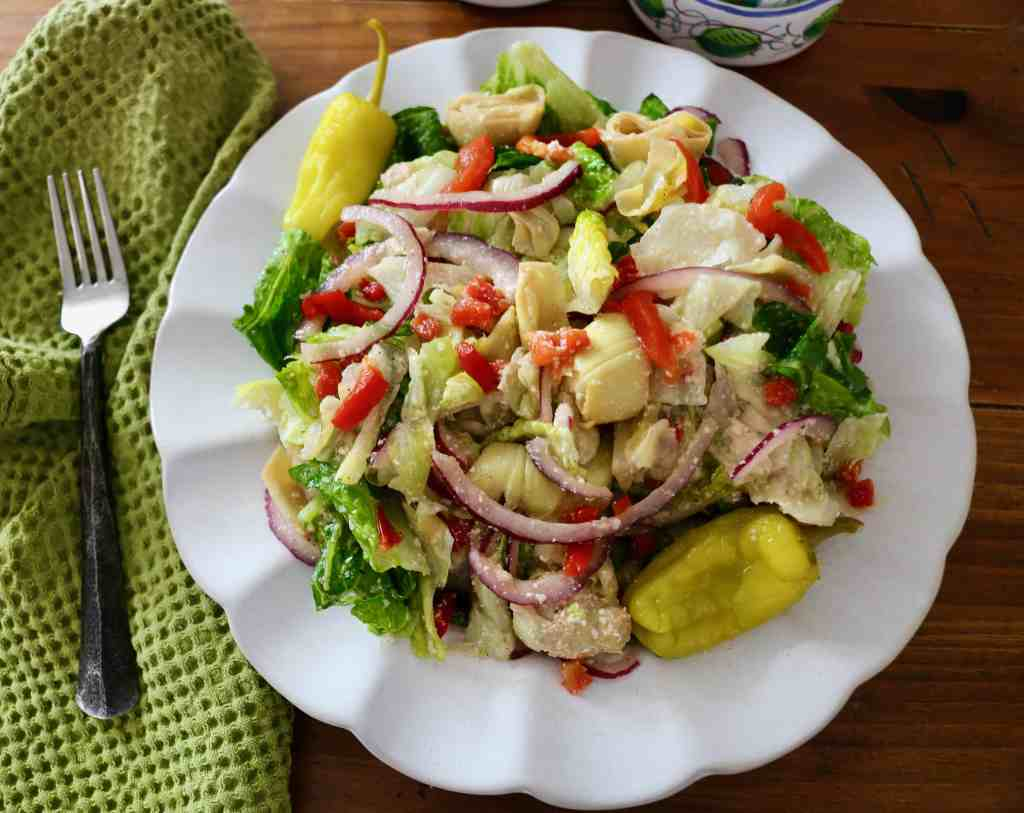 How To Make the Original Pasta House Salad St. Louis
