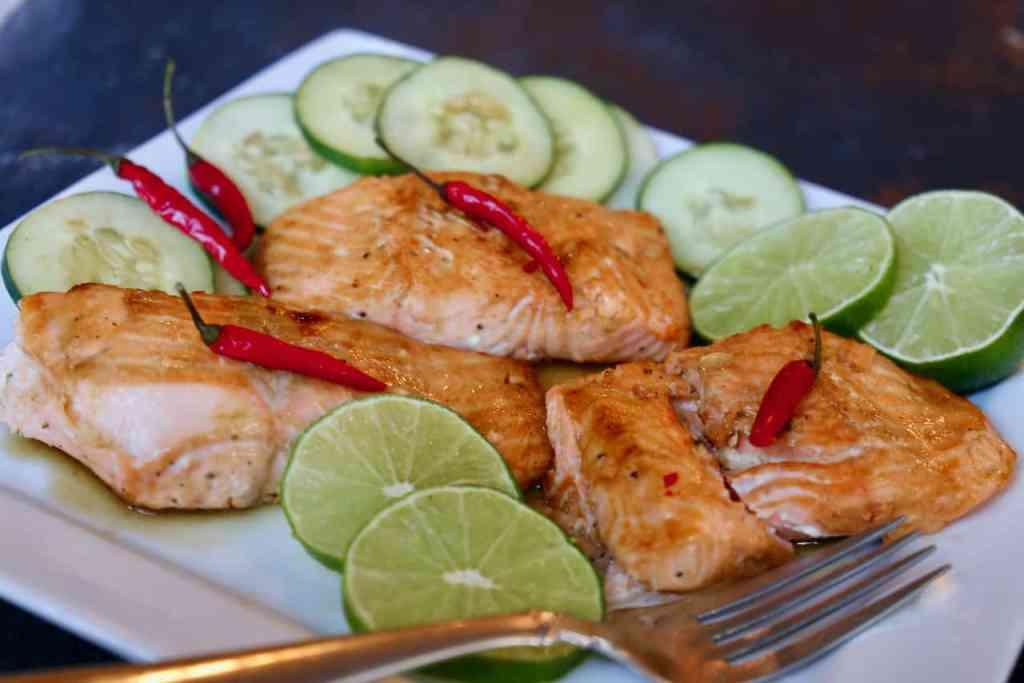 Thai Salmon | La Bella Vita Cucina