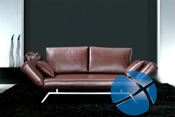 Divani letto produzione divani letto in Cina fabbrica divani letti e poltrone in pelle