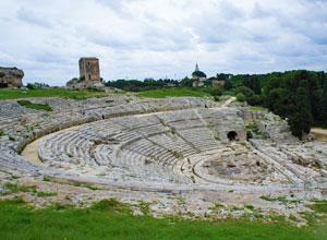 ネアポリ考古学公園画像