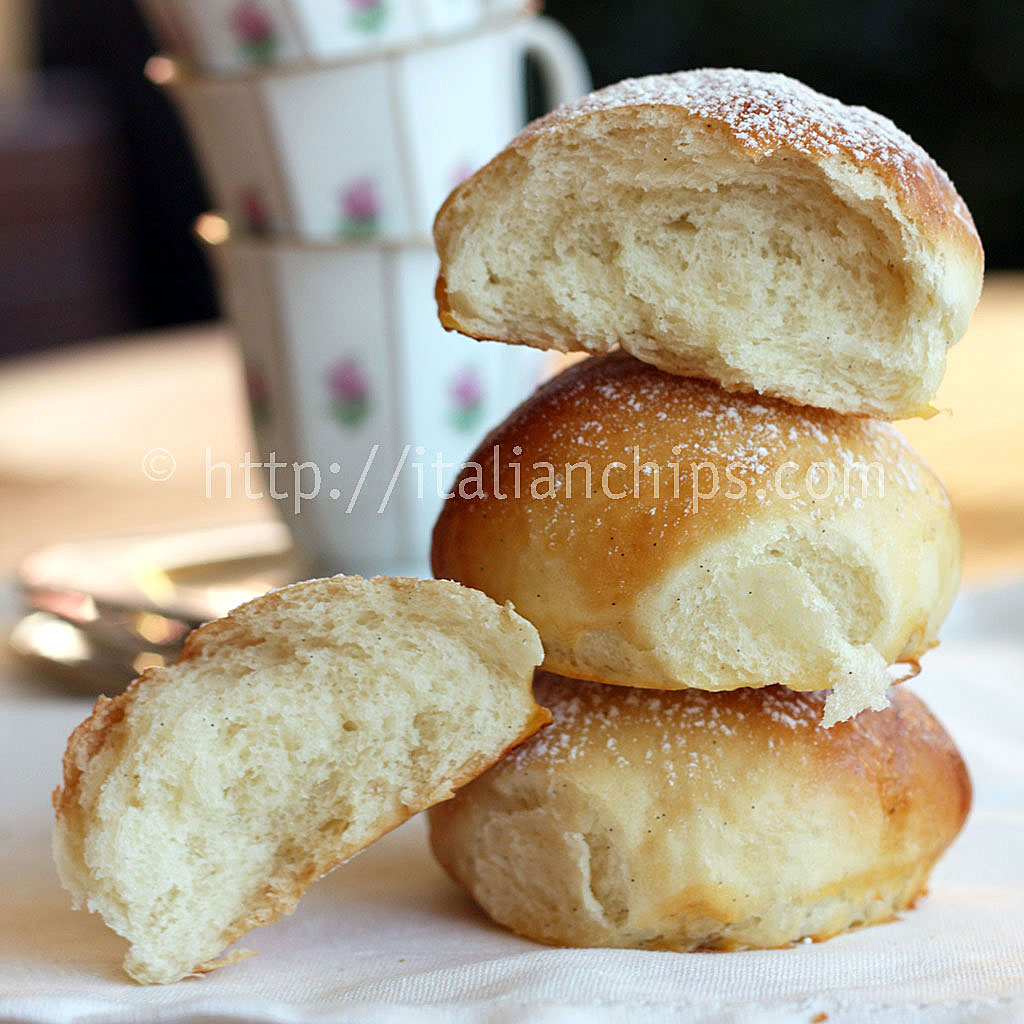 Appetizing Brioche Bread With No Milk Nor Butter
