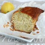 A Delicious Lemon & Poppy Seed Cake For Breakfast