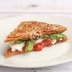 Tasty Asparagus Sandwich