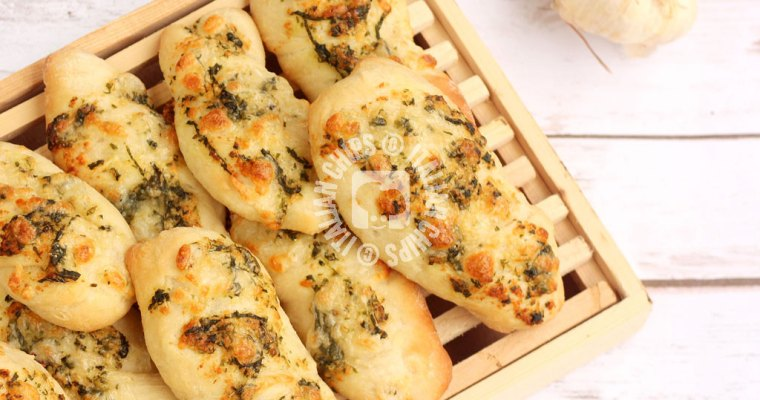 A Garlic Bread You Just Can't Stop Eating