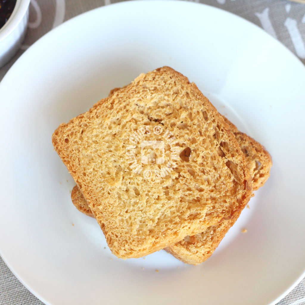 Homemade Rusks Will Make You No Longer Buy Industrialized Ones