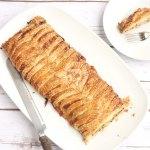 A Zucchini Pie Easy so Prepare and so Tasty