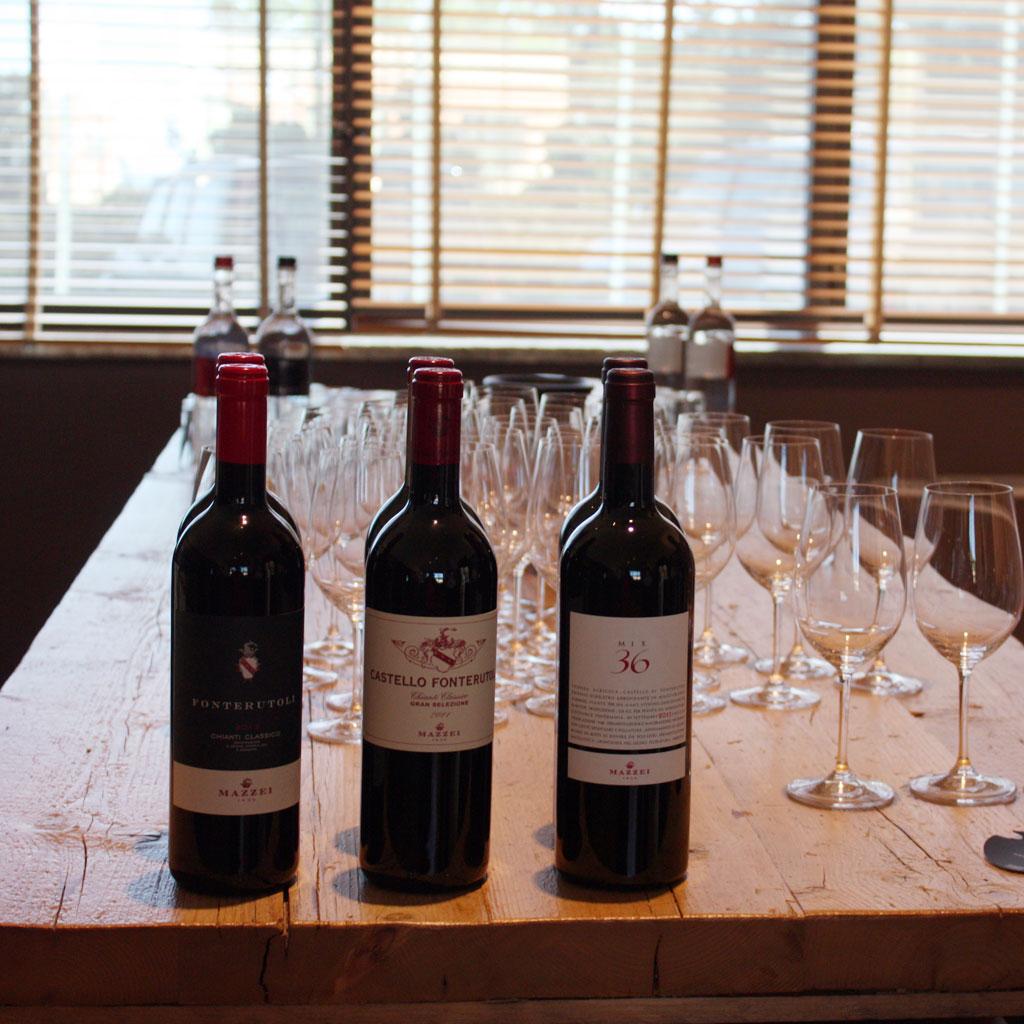 Chianti – The Mazzei Winery