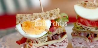 club sandwich recipe