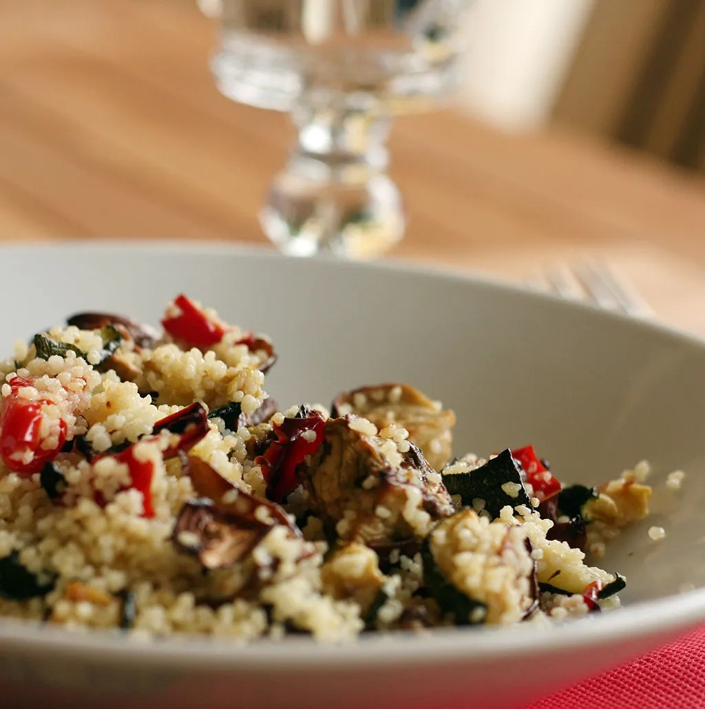 couscous recipe