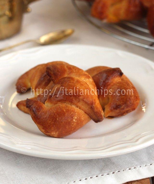 croissant recipe