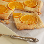 An Inviting Orange Tart That Is Difficult To Refuse