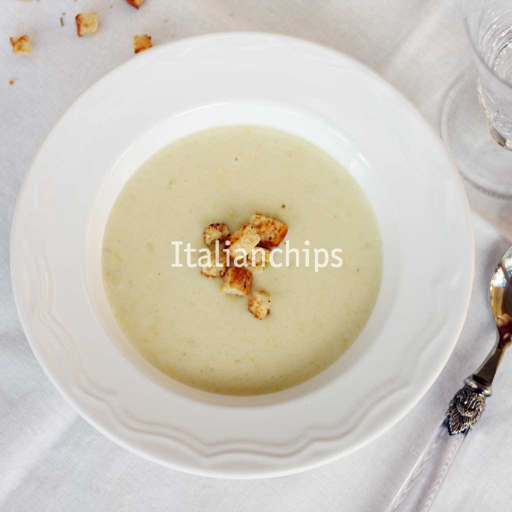 The best vichyssoise I've ever eaten