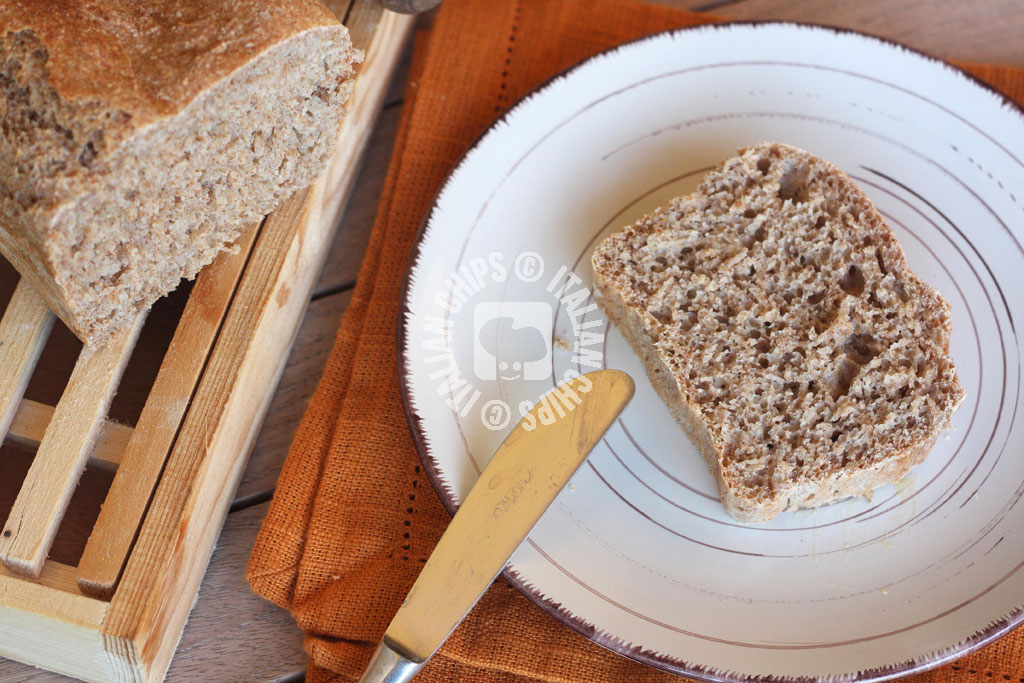 A 90 Whole Grain Bread Soft And Simple To Prepare