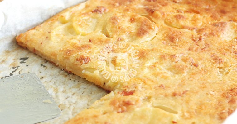 Cheesy Potatoes – Who Resists?
