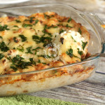 Comforting Cauliflower Gratin