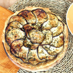 A fantastic eggplant pie I've just fell in love with