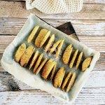 Irresistible Garlic Potatoes