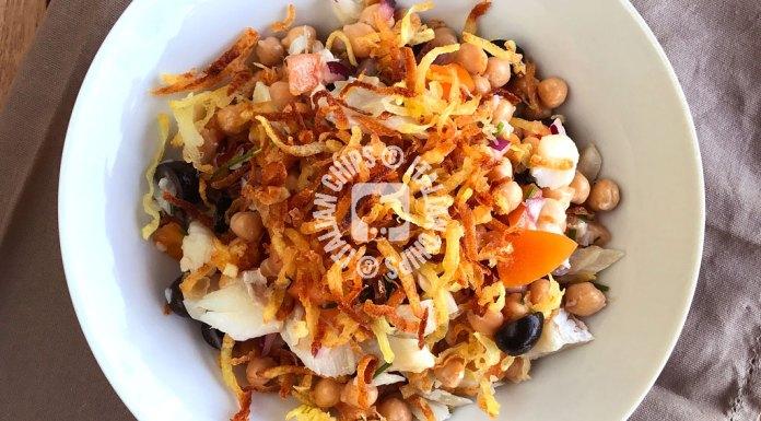codfish salad