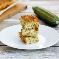 An easy savory zucchini cake for your picnic o buffet