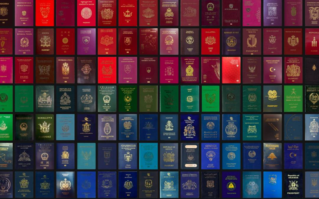 Global Passport Power Rank 2016