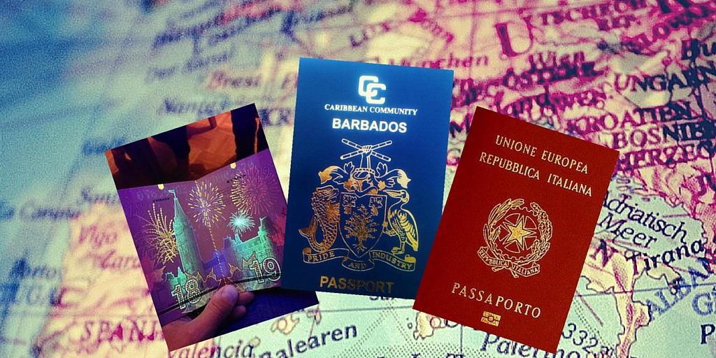 7 Coolest Passports In The World