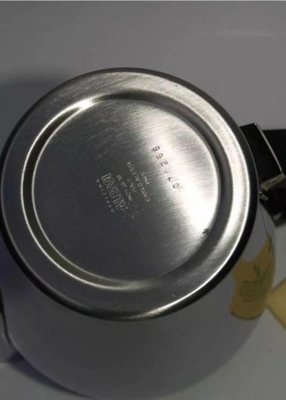 Alessi - Bombè servizio da caffè