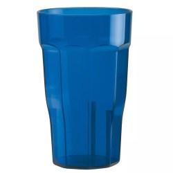 Bicchiere blu 6 pezzi