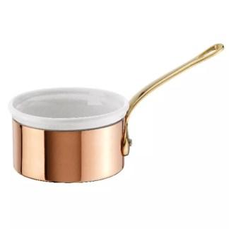 Butter warmer copper