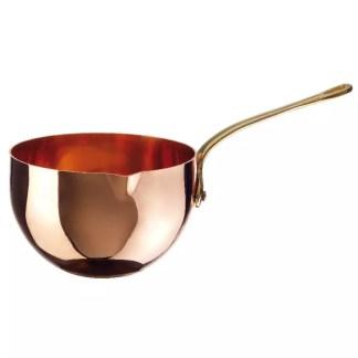 Zabaione bowl copper