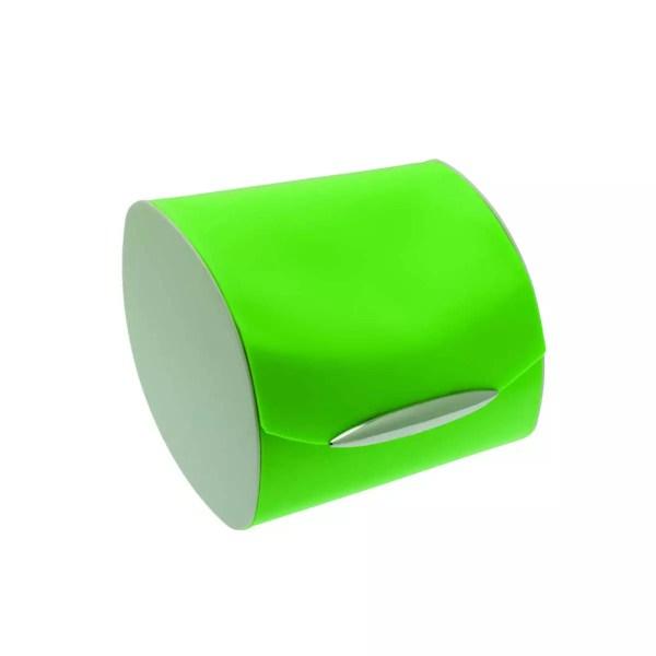 Portapane verde