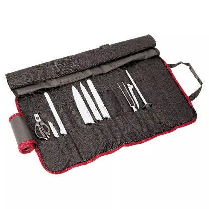 Paderno - Knife roll bag forged