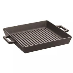 Padella grill ghisa