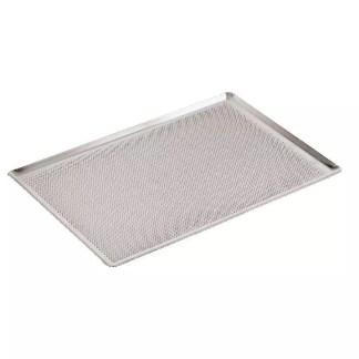 Perforated baking pan