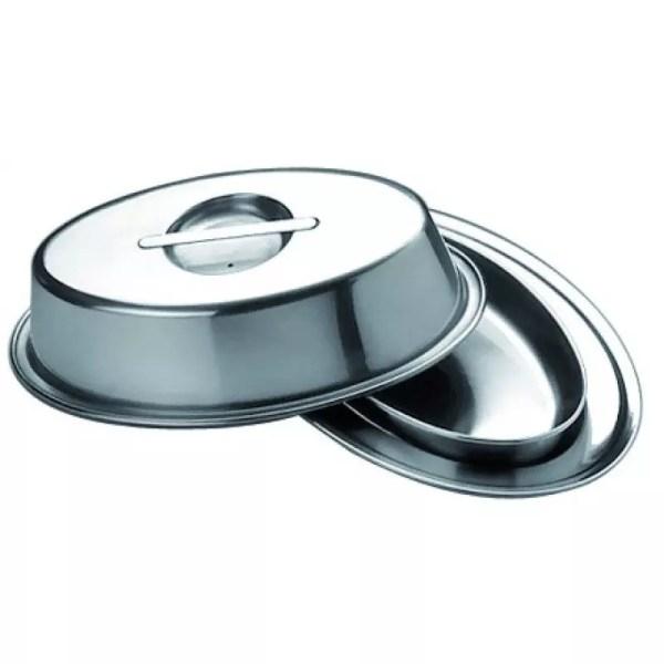 campana con piatto