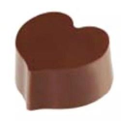stampo policarbonato cuore