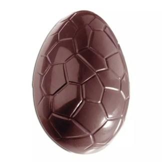 Stampo uovo di pasqua fatto in casa