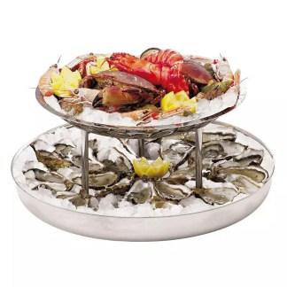 piatto frutti di mare