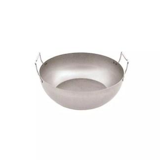 Steel frypan