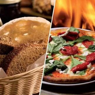 Pizza e Pane