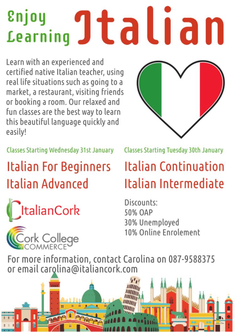 ITALIAN ADVANCED CORK